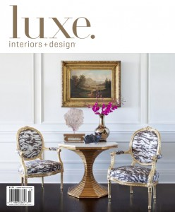 Luxe Interiors + Design Summer 2012