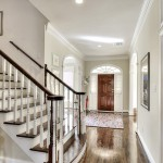 Entry hallway designed by Vernon Caldera, LBRB Design.