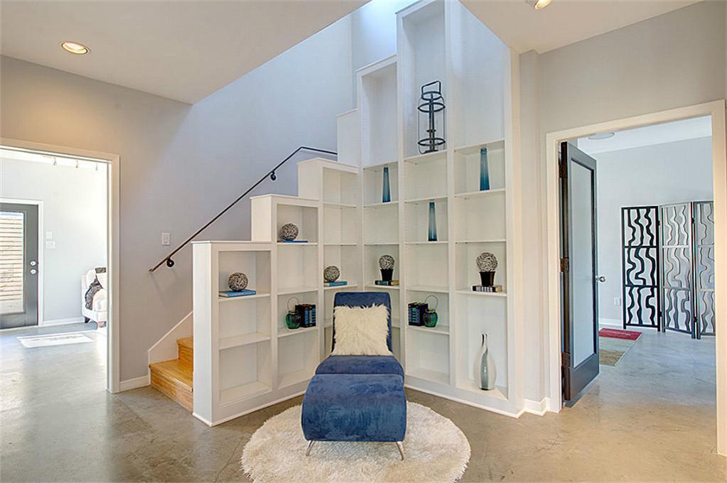 White staircase Morningside